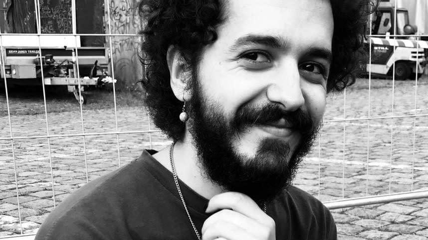 Anas Alshouhif - I Just Start Talking About It w/ Abd Alkader Habak