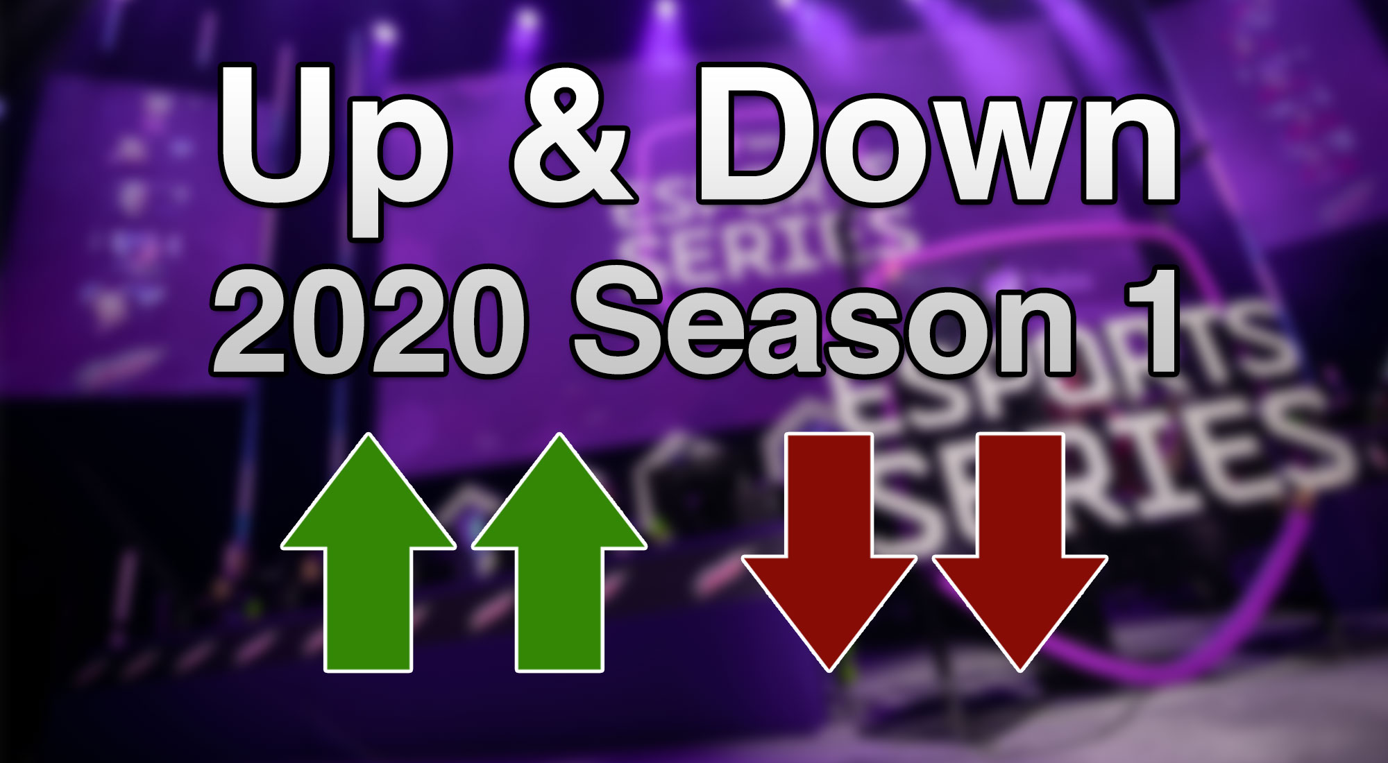 2020 up and down