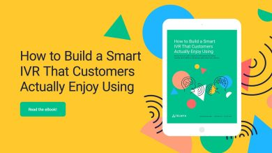 "Thumbnail image for ""[eBook] Build a Smart IVR That Customers Actually Enjoy Using"""