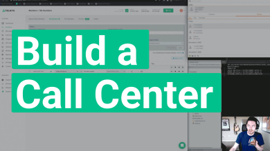 "Thumbnail image for ""VIDEO: How to Build a Call Center with Python and TeXML"""