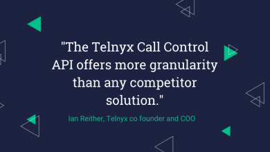 "Thumbnail image for ""Telnyx Launches Programmable Voice API: Call Control"""