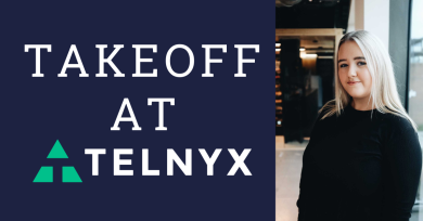 "Thumbnail image for ""Takeoff at Telnyx: Aoife Duffy"""