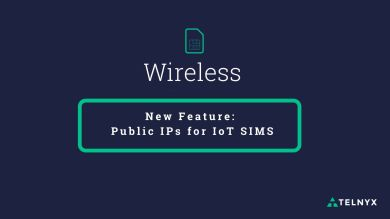 "Thumbnail image for ""New Wireless Feature: Public IP Mapping for IoT SIMs"""