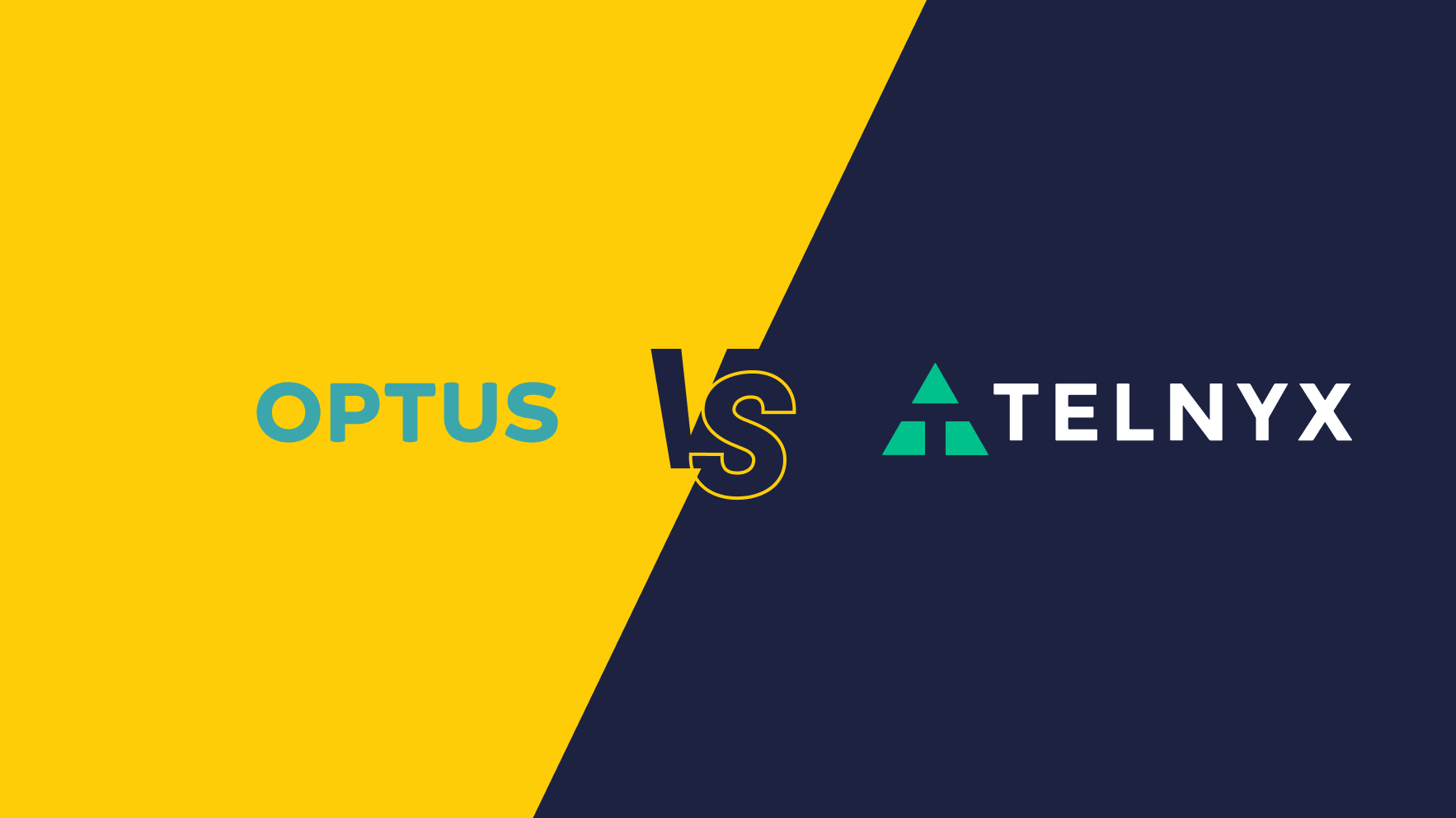 Comparing Telnyx vs. Optus for your VoIP needs.