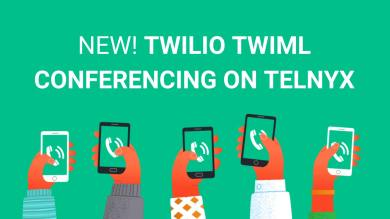 "Thumbnail image for ""Twilio TwiML Conferencing on Telnyx"""
