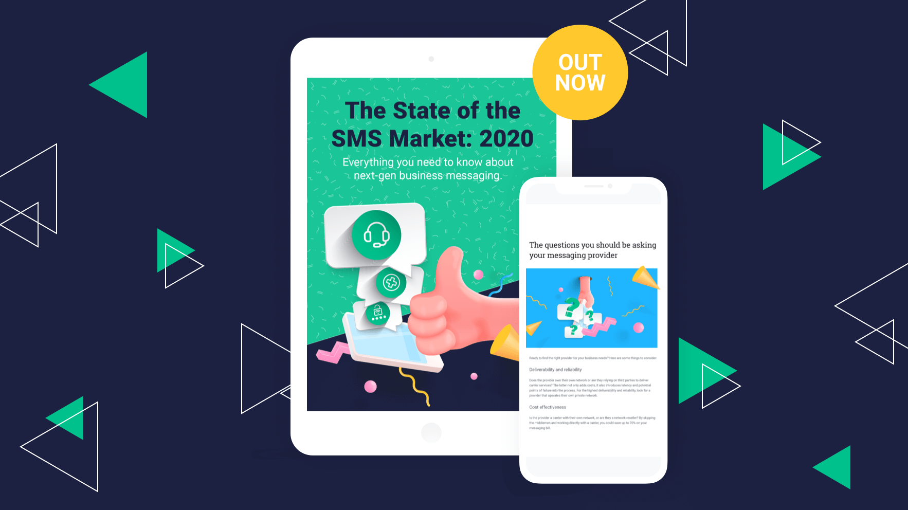 [eBook] The State of the SMS Market: 2020