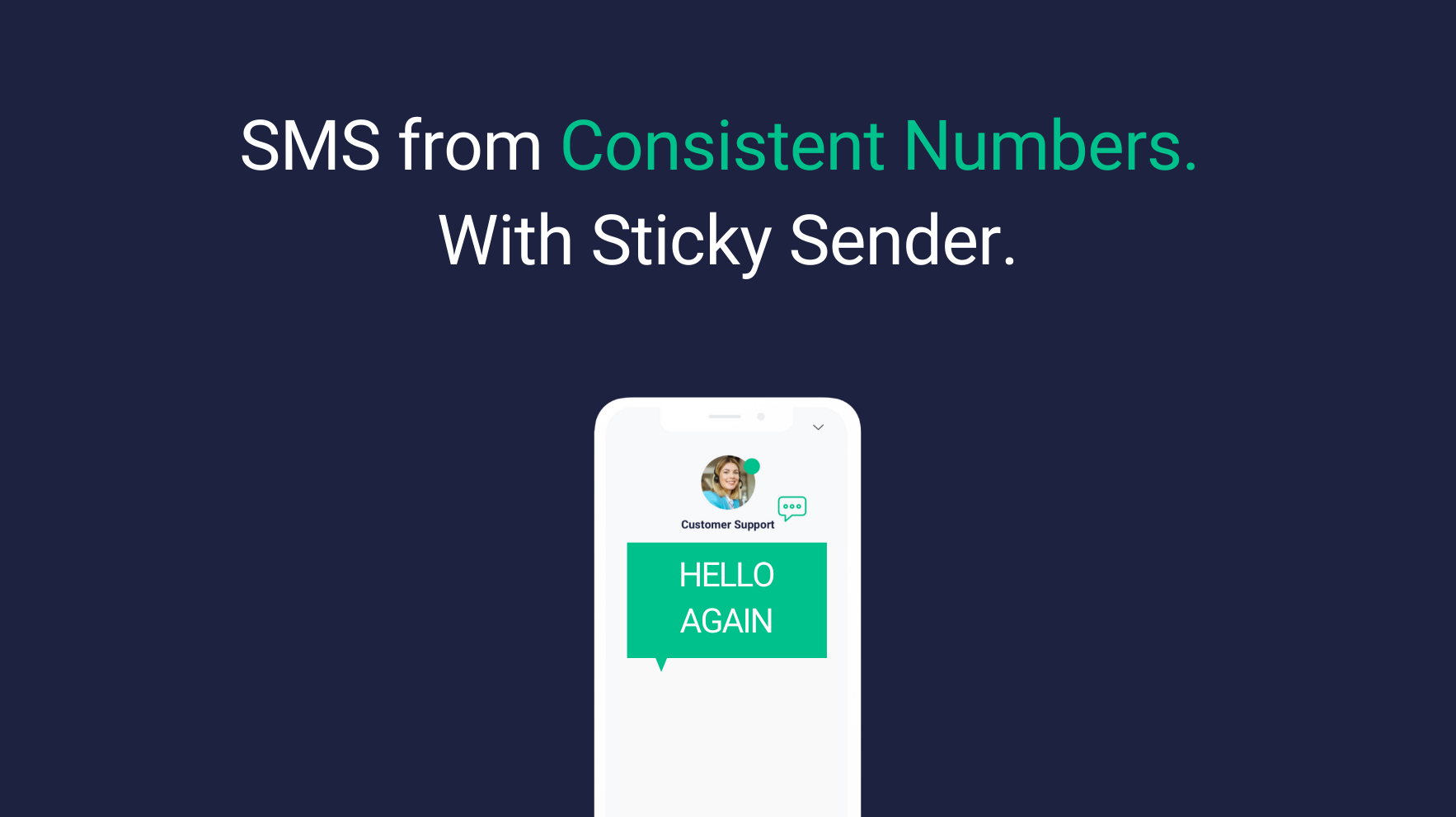 Sticky Sender RC banner graphic
