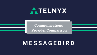 "Thumbnail image for ""Telnyx vs. MessageBird: In-Depth Guide"""