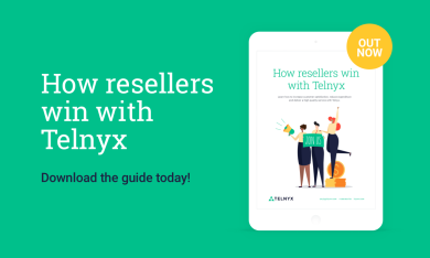 "Thumbnail image for ""How Resellers Win with Telnyx"""