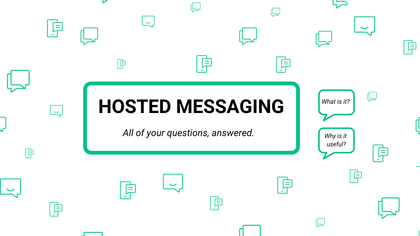 Hosted Messaging with Telnyx