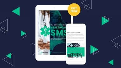 "Thumbnail image for ""[eBook] The Ultimate Guide to Healthcare SMS """