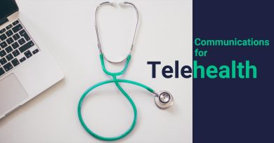 "Thumbnail image for ""Telehealth Communications in Response to the COVID-19 Outbreak"""