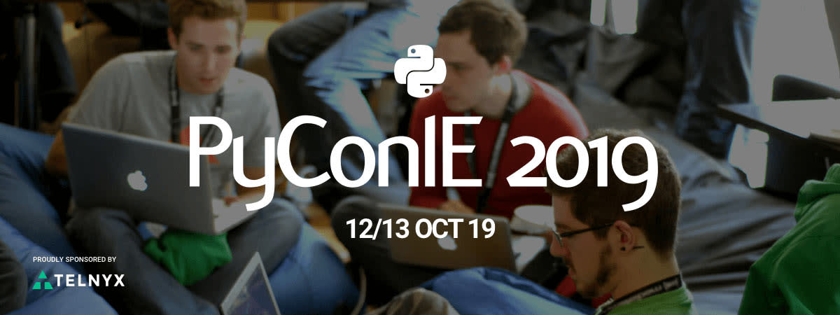 Telnyx is hosting this year's PyConIE