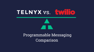 "Thumbnail image for ""Telnyx vs. Twilio: Who Should You Choose for Your SMS Needs?"""
