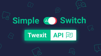 "Thumbnail image for ""Feature Release: Twexit API"""