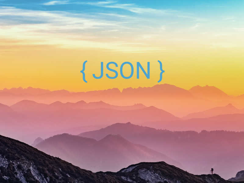 Online JSON Translator illustration