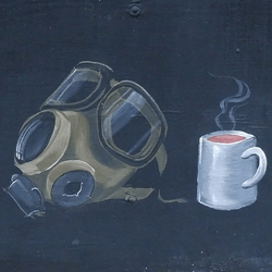 thumbnail of Doomsday Coffee Murals