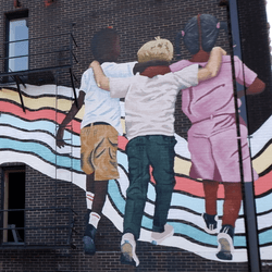 thumbnail of Block Street Mural