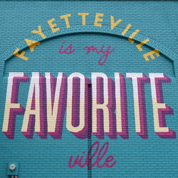 thumbnail of Fayetteville Is My Favorite Ville