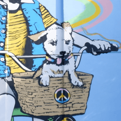 thumbnail of Fayetteville Town Center Mural