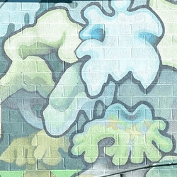 thumbnail of Nomads Mural (north wall)