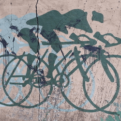 thumbnail of Bike Mural