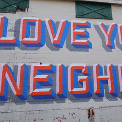 thumbnail of Love Your Neighbor