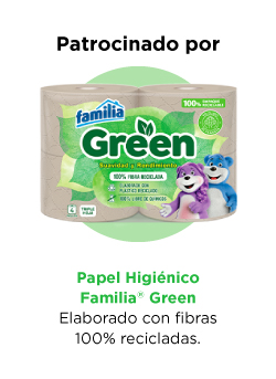 Autopauta PH familia green