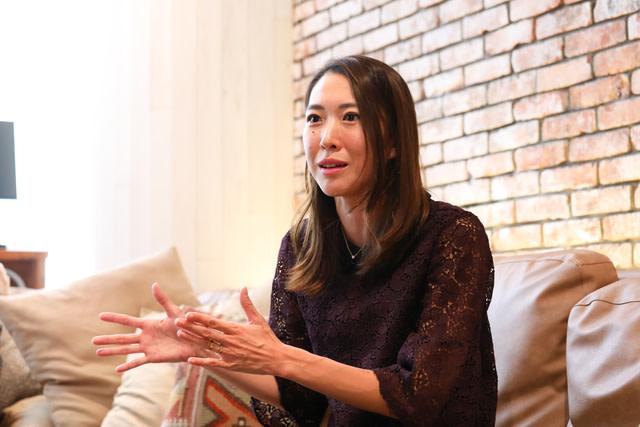 西井美保子さんインタビュー