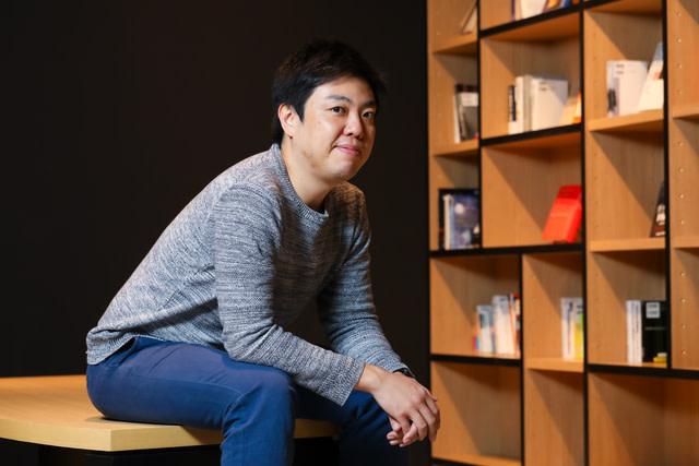 Almoha LLC 共同創業者兼COO(最高執行責任者)唐澤俊輔さん