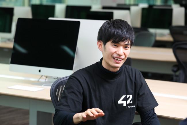 「42 Tokyo」生徒_岩佐由喜さん_02
