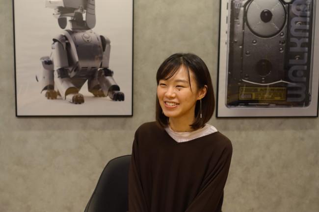 【SONY・25歳】大企業で、どうやって自分らしい仕事を見つけるか?_水町夏子さん_01