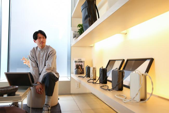 【開発秘話】目の前の一人のためにバッグを作る。「objcts.io」デザイナー・角森智至の見ている景色_角森智至_09
