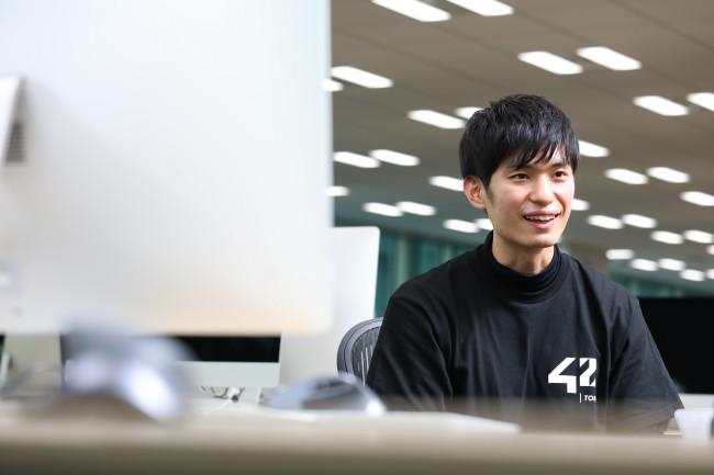 「42 Tokyo」生徒_岩佐由喜さん_05