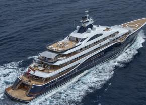 News on Lürssen luxury yachts custom-built in Germany