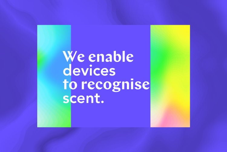 nanoscent visual scent recognition