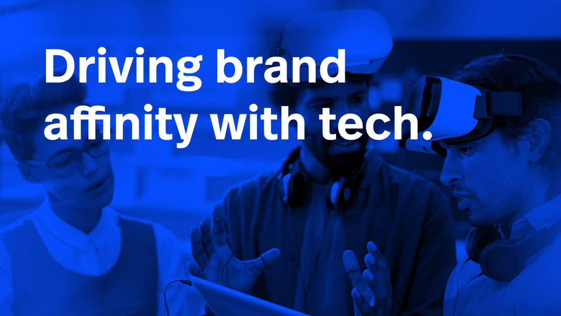 Edenspiekermann Driving brand affinity with tech