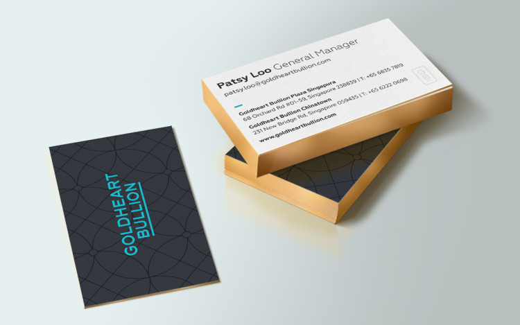 GHB Business Cards