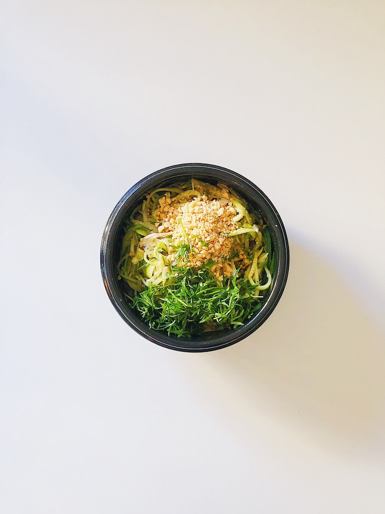 A deeply satisfying noodle dish that leaves you light