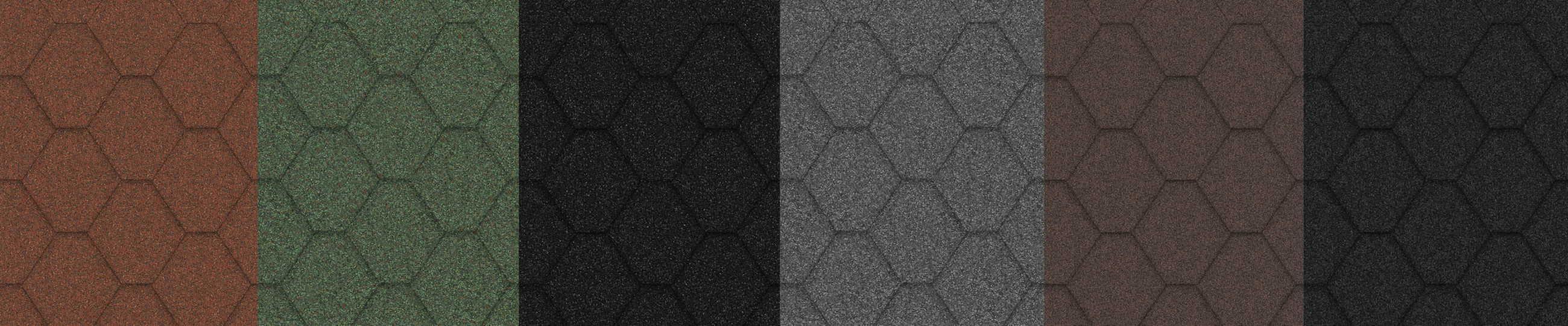 IMG - Plano Pro kattolaatta palahuopa värimallit yhdessä kuvassa - 2600px / 541px