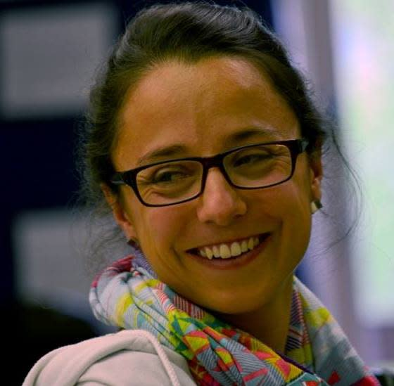 Lina M. Valencia, PhD