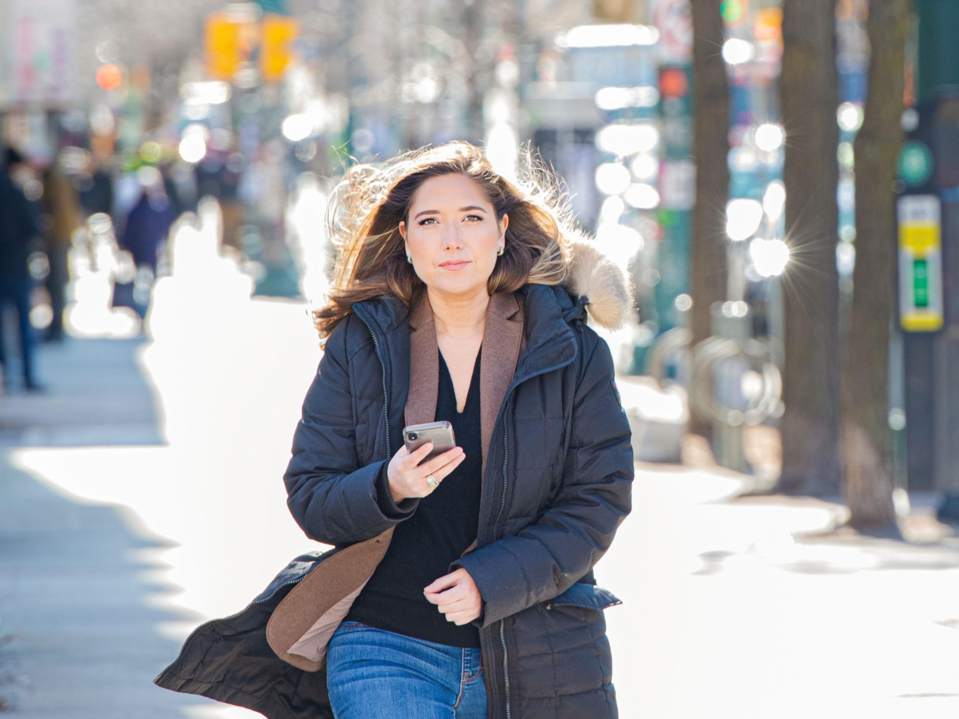 Toronto-based entrepreneur and investor Sarah Prevette