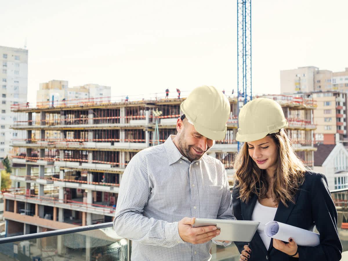 Une entreprise de construction s'impose comme leader techno