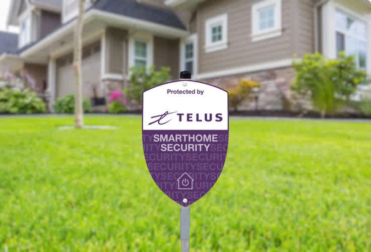 système d'alarme Maison connectée | TELUS