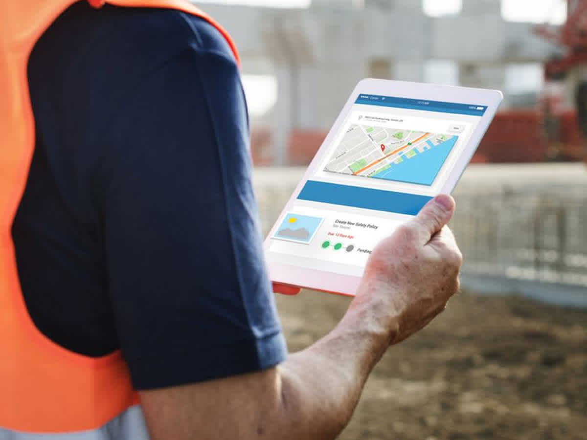 IoT: automating and simplifying jobsite safety