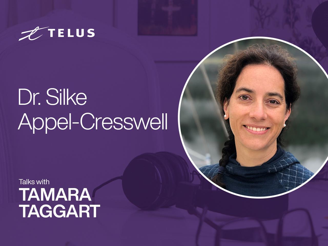 Dr. Silke Appel-Cresswell