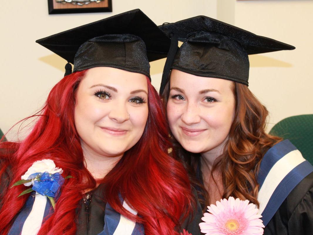 Two Youville Centre program graduates