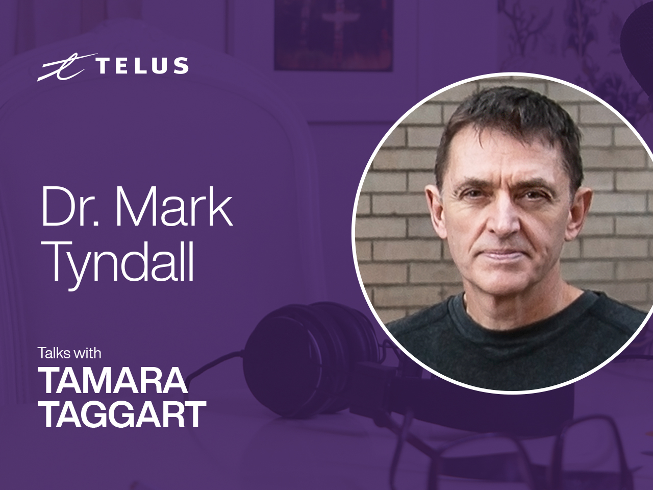 Epidemiologist and infectious disease specialist Dr. Mark Tyndall