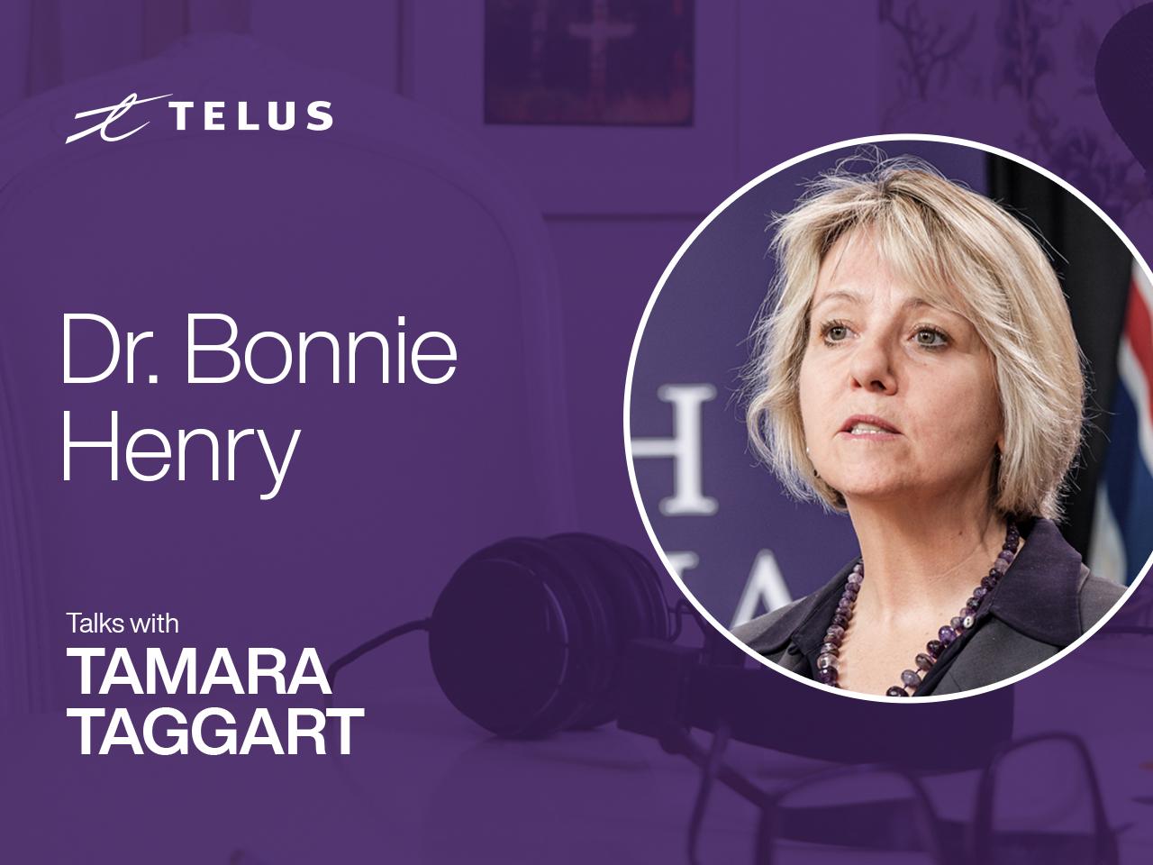 B.C. Provincial Health Officer, Dr. Bonnie Henry