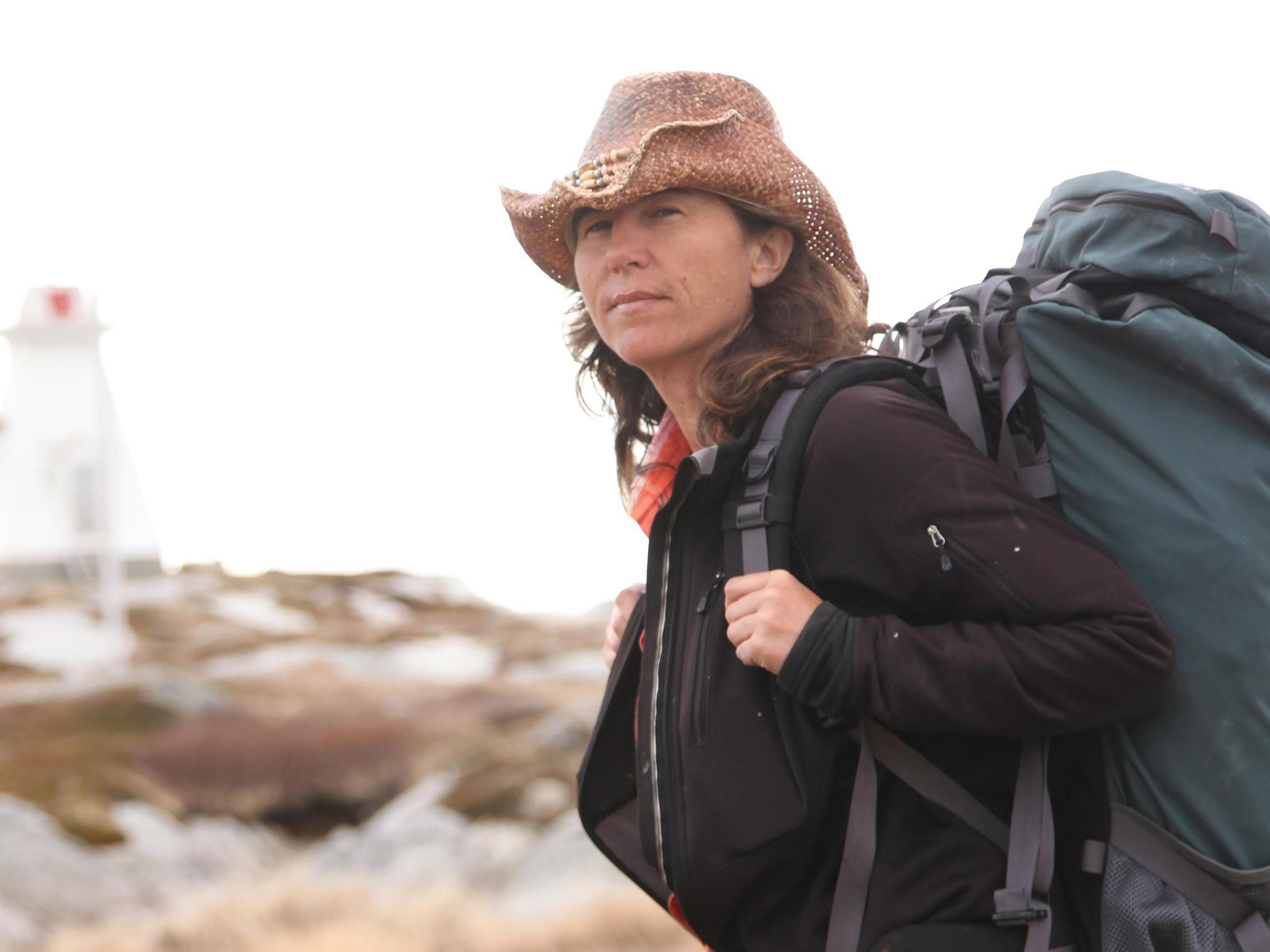 British Columbian filmmaker Dianne Whelan
